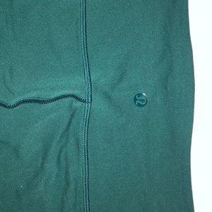 Teal green Lulu Lemon pants